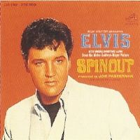 Cover Elvis Presley - Spinout