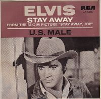 Cover Elvis Presley - Stay Away