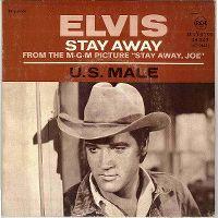Cover Elvis Presley - Stay Away