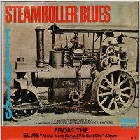 Cover Elvis Presley - Steamroller Blues