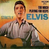 Cover Elvis Presley - Strictly Elvis