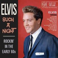 Cover Elvis Presley - Such A Night - Rockin' In The Early 60s
