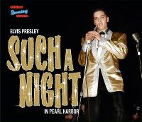Cover Elvis Presley - Such A Night In Pearl Harbor