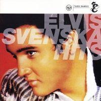 Cover Elvis Presley - Svenska Hits