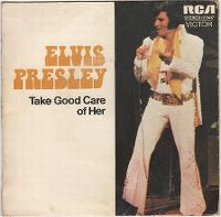 Cover Elvis Presley - Take Good Care Of Her