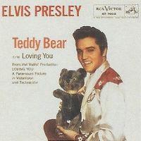 Cover Elvis Presley - Teddy Bear