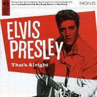Cover Elvis Presley - That's Alright