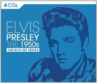 Cover Elvis Presley - The 1950s - The Box Set Series