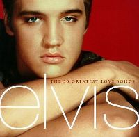 Cover Elvis Presley - The 50 Greatest Love Songs