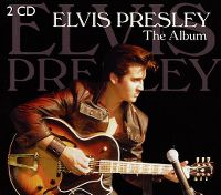 Cover Elvis Presley - The Album