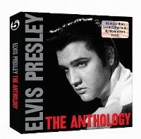 Cover Elvis Presley - The Anthology