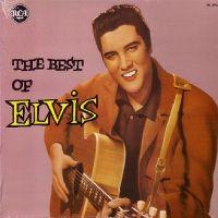 Cover Elvis Presley - The Best Of Elvis
