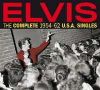 Cover Elvis Presley - The Complete 1954-62 U.S.A. Singles