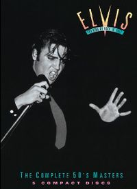 Cover Elvis Presley - The Complete 50's Masters
