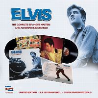 Cover Elvis Presley - The Complete '50s Movie Masters And Alternate Recordings