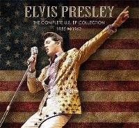 Cover Elvis Presley - The Complete U.S. EP Collection 1955-1962
