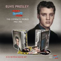 Cover Elvis Presley - The Complete Works 1953-1955
