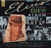 Cover Elvis Presley - The Definitive Country Album
