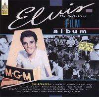 Cover Elvis Presley - The Definitive Film Album