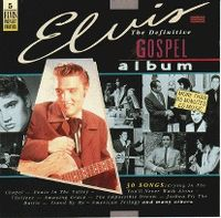Cover Elvis Presley - The Definitive Gospel Album