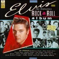 Cover Elvis Presley - The Definitive Rock & Roll Album