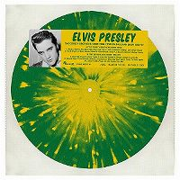 Cover Elvis Presley - The Dorsey Brothers Show 1956 / The Ed Sullivan Show 1956-57