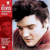 Cover Elvis Presley - The Elvis Christmas Album