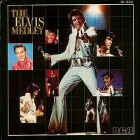 Cover Elvis Presley - The Elvis Medley