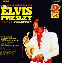 Cover Elvis Presley - The Elvis Presley Collection