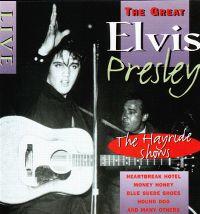 Cover Elvis Presley - The Great Elvis Presley