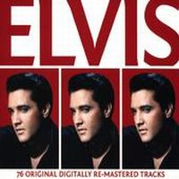 Cover Elvis Presley - The Incomparable