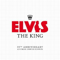 Cover Elvis Presley - The King