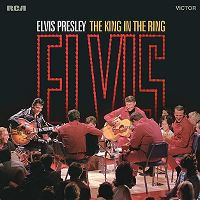 Cover Elvis Presley - The King In The Ring