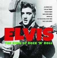 Cover Elvis Presley - The King Of Rock 'N' Roll