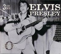 Cover Elvis Presley - The Louisiana Hayride Shows