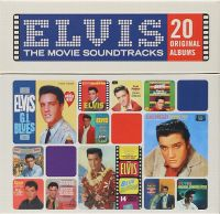 Cover Elvis Presley - The Movie Soundtracks - 20 Original Albums