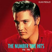Cover Elvis Presley - The Number One Hits 1956-1962
