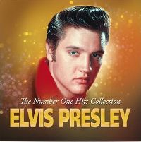 Cover Elvis Presley - The Number One Hits Collection