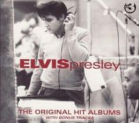 Cover Elvis Presley - The Original Hit Albums