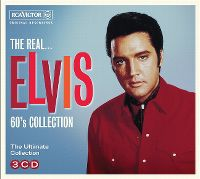 Cover Elvis Presley - The Real... Elvis: 60s Collection - The Ultimate Collection