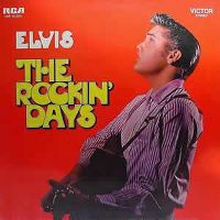 Cover Elvis Presley - The Rockin' Days