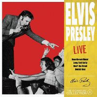 Cover Elvis Presley - The Signature Collection 4 - Live