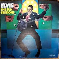 Cover Elvis Presley - The Sun Sessions