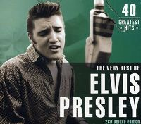 Cover Elvis Presley - The Very Best Of (40 Greatest Hits)