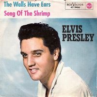 Cover Elvis Presley - The Walls Have Ears