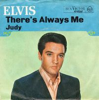 Cover Elvis Presley - There's Always Me