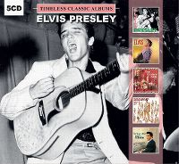 Cover Elvis Presley - Timeless Classic Albums