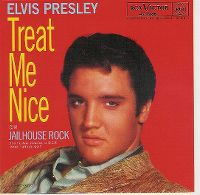 Cover Elvis Presley - Treat Me Nice