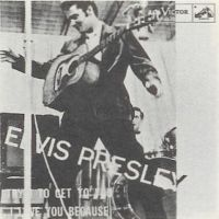 Cover Elvis Presley - Tryin' To Get To You