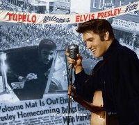 Cover Elvis Presley - Tupelo Welcomes Elvis Presley Home